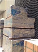 Azul Blue Granite Blocks China Quarry Slab Boulder
