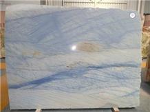 Azul Platino Blue Dream Marble Slabs Tiles Floor