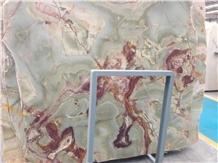 Green Onyx Worktop Polished Slabs Wall Tiles