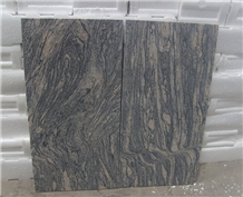Grey Juparana Delicato Granite Slabs Tiles Wall