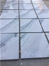 Viscont White Granite Polished Slabs Tiles Floor