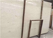 White Shell Marble Slabs Wall Kitchen Tiles Wall