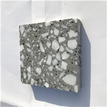Grey Terrazzo Tile, Cement Tile Sy6031