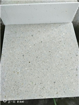 Sy2141 White Terrazzo Paver Floor Wall Tile