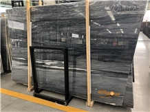 China Black Marble Slabs/Building Materials