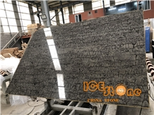Turtle Oracle Grey Black Marble Slabs & Tiles