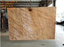 Van Gogh Gold Chinese Marble 2.0cm Cheap Price