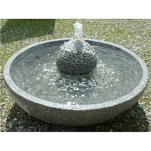 Hand Made Stone Water Feature Fountain