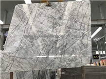 New Invisible Blue Marble Wall Cladding