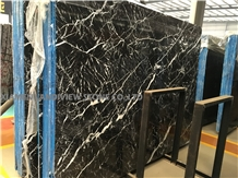 Royal Vein Black Marble