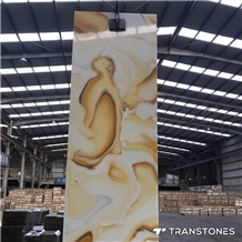 Classic Style Artificial Stone Wall Panel Decors