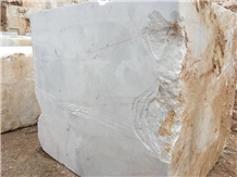 Jasmine White Marble Blocks