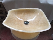 Rosin Jade Onyx Irregularity Basin