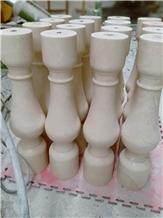Stone Spain Cream Marfil Marble Balustrades