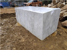 Sapa White Marble Blocks