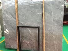 Italian Grey Marble Slabs,Hermes Ash Grey Marble