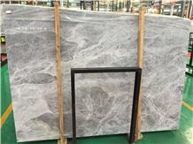 Luna Hermes Grey Marble Slabs