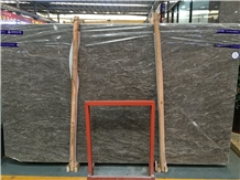 Maya Zebra Grey Marble Slabs