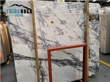Incense Plum Marble Slabs for Floor Covering
