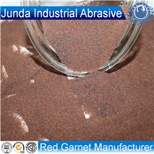 Water Jet Cutting Garnet Abrasive 80 Mesh from China