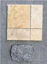 Chinese Travertine Tiles Versailles Pattern