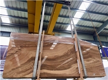 Royal Wooden Marble Slabs Polished