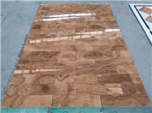 Royal Wooden Marble Tiles and Slabs