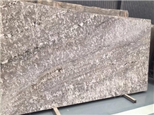 Silver Colourful Marble Slabs