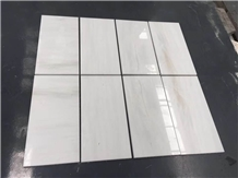 Thassos Crystal Marble Tiles & Slabs