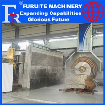 Bridge Cutting Machines for Hard Granite Block Cut