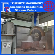 Cement Frame Multi Blade Cutting Machine Exporting