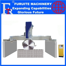 Frt-2000 Multi Disc Stone Cutting Machine on Sale
