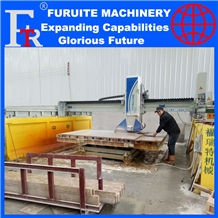 Frt-450 Infrared Bridge Saw Stone Cutting Machine