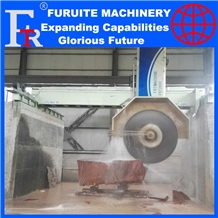 Multi Blade Cutting High Quality Granite Block Cut
