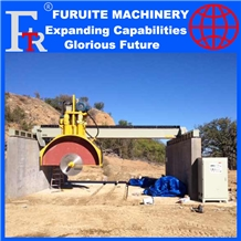 Multi Blade Cutting Machine Overseas Stone Factory
