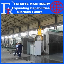 Plc Full Automatic Granite Block Multi Blade Cut