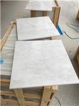 Mugla White Marble Tiles