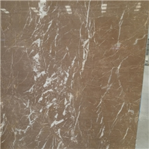 China Kazoffie Brown Marble Stone Slabs and Tiles