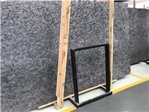Brazil Versace Matrix Black Granite Slabs,Tiles