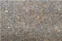 Coffee Brown Granite Slabs, Tiles