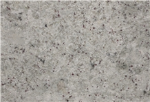 Colonial White Granite Slab