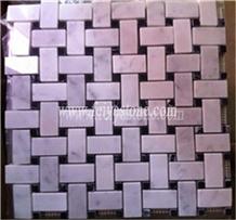 Brick Design Mosaic Pattern /Basketweave Stanza