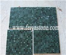 Green Brick Mosaic