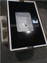 Indian Black Granite Vanity Top
