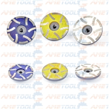 Diamond Resin Grinding Cup Wheel with Six Segment