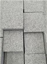 Bianco Crystal Hb G603 Granite Cube Stone Pavers