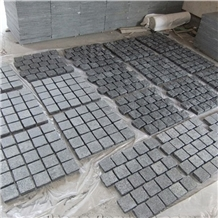 G684 Granite Mesh Backed Pavers for Patio Flooring