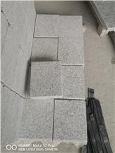 Grey Granite Walkway Pavers Stone