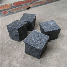 Landscape Drainage Granite Cube Stone Paver