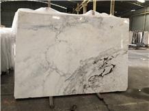 Namaqua Fantasy White Marble Slab,Interior Floor